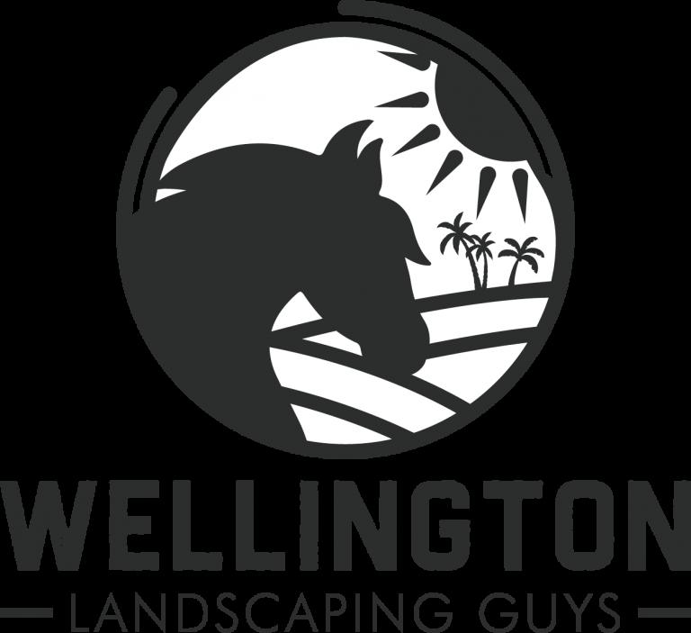 Logo for Wellington Landscaping Guys